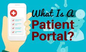 What Is A Patient Portal? About Online Patient Portals