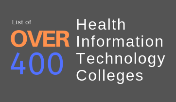 healthcare it colleges and schools